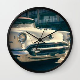 if there's something strange, in your neighborhood... Wall Clock