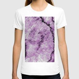 Purple Agate T-shirt