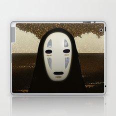 No-Face Maki-e Laptop & iPad Skin