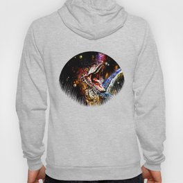 velociraptor dinosaur close up wsstd Hoody
