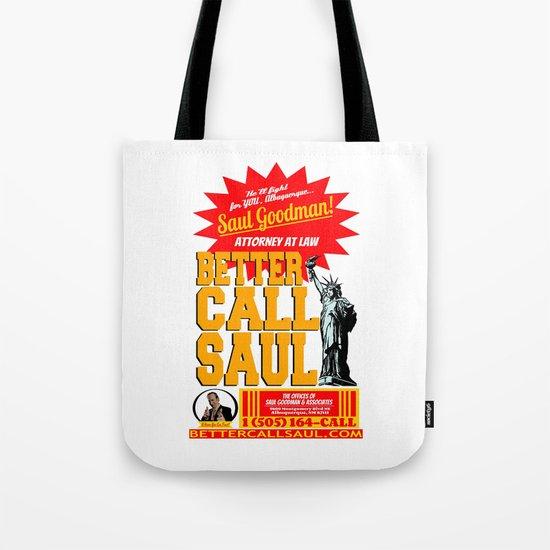 BETTER CALL SAUL  |  BREAKING BAD Tote Bag