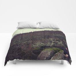 the woods Comforters