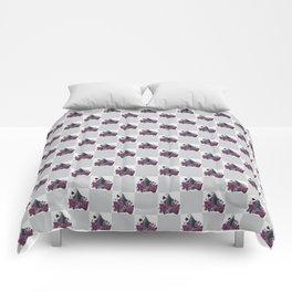 African Grey Comforters
