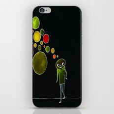 Buenas noches! iPhone & iPod Skin
