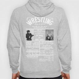 18-B Memphis Wrestling Window Card Hoody