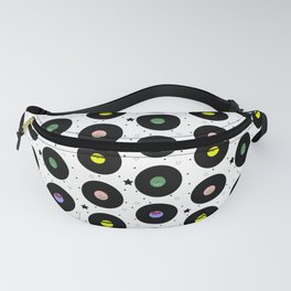 Records Fanny Pack