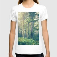mountain T-shirts featuring Inner Peace by Olivia Joy StClaire