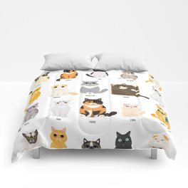 the most Famous Cats of the Internet Comforters