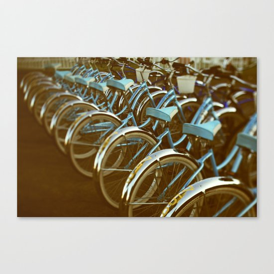 Cycle #3 Canvas Print