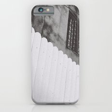 diagonal fence iPhone 6s Slim Case