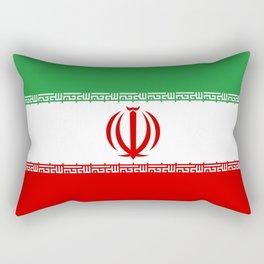 flag of iran- Persia, Iranian,persian, Tehran,Mashhad,Zoroaster. Rectangular Pillow