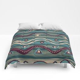 Swamp tribe Comforters