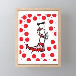 Olé! Framed Mini Art Print