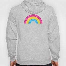 Pansexual Rainbow design LGBTQ Pride Gift Idea Hoody