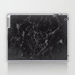 Gray Black Marble #1 #decor #art #society6 Laptop & iPad Skin