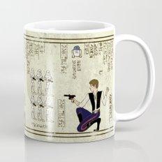 hero-glyphics: The Force Mug