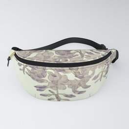 Wisteria - a thing of beauty is a joy forever Fanny Pack