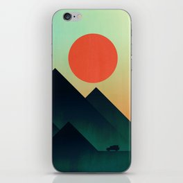 World to see iPhone Skin