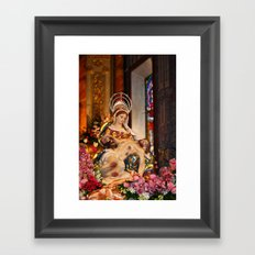 Our Lady of Piety Framed Art Print