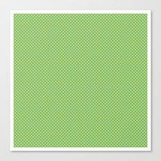 U1: happy dots Canvas Print