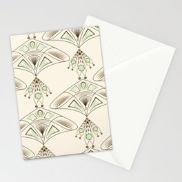 Art Deco 33 Stationery Cards