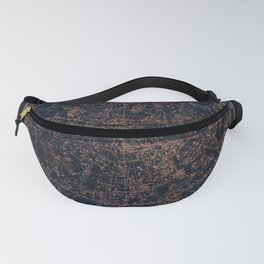 Constellations of the Northern Hemisphere Fanny Pack