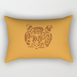 All You Need is 20 Seconds of Insane Courage -We Bought a Zoo Rectangular Pillow