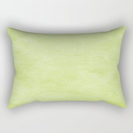 Impressions in Hues of Mint Green Home Decor Rectangular Pillow