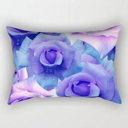 Bouquet de fleur Rectangular Pillow