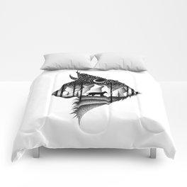 THE LYNX & THE MOON Comforters