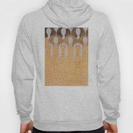 Gustav Klimt - Choir of Angels (Chor Der Paradiesengel) Hoody