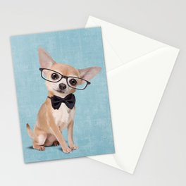 Mr. Chihuahua Stationery Cards