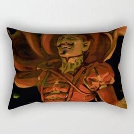 Kellar's Wonders (c.1900) Rectangular Pillow