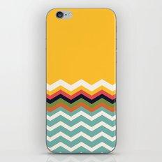 Retro Chevrons iPhone & iPod Skin