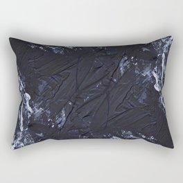 Dark abstract art Rectangular Pillow
