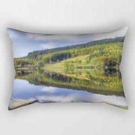 Lake Geirionydd Rectangular Pillow