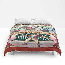 Freaks And Wonders Comforters