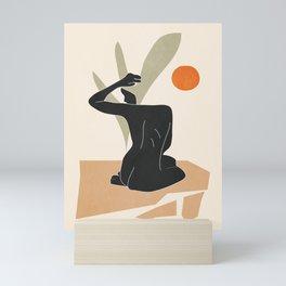 Nude Mini Art Print