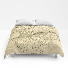 Fluid Dynamics Comforters