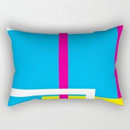 WRONG_(SWISS)POSTER VII, 2016 Rectangular Pillow