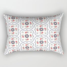Senorita - By SewMoni Rectangular Pillow