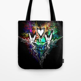 Chiptunes = Win: Upgrade Tote Bag