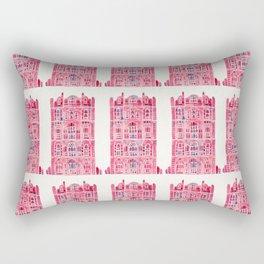 Hawa Mahal – Pink Palace of Jaipur, India Rectangular Pillow