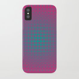 dotted fantasy iPhone Case