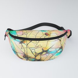 Robins In Trees Fanny Pack