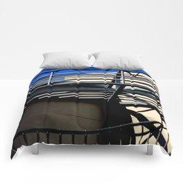 E V - Metal On Metal Comforters