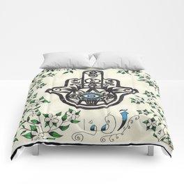 HAMSA/HAND OF FATMA Comforters