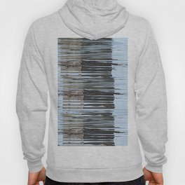 Reflections in water , reminders of flow Hoody