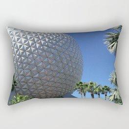 EPCOT: Spaceship Earth Rectangular Pillow