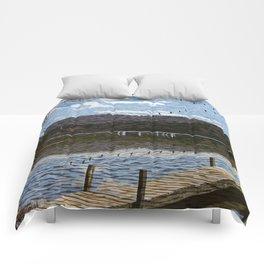 Beaverdam Yacht Club Comforters